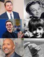 Näyttelijät lapsena