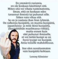 Lemmy Kilmister saatana