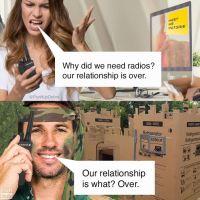 Radiopuhelimessa