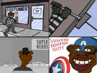captain afrikan american