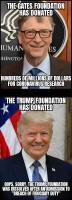Trumpin hyväntekeväisyysjärjestö