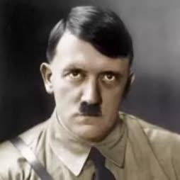 Takinkääntäjä Hitler