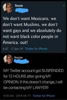 Twitter Karen
