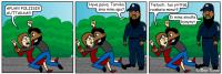 Hassan poliisina