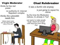 Chad Rulebreaker