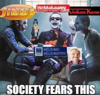 Tää kertoo paljon yhteiskunnasta