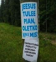 Jeesus ei tulekaan