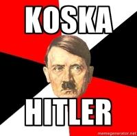 Koska Hitler