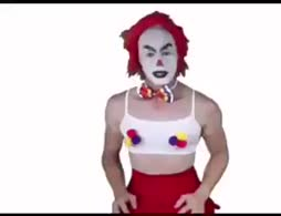 Clown of your dreams
