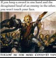 Covid-19 tips