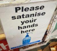 Satanisaatio