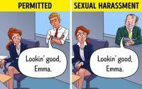 seksuaalinen häirintä