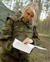 Pitäisikö naisia olla armeijassa enemmän?