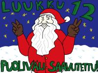 Paint-joulukalenteri 2020 - Luukku 12