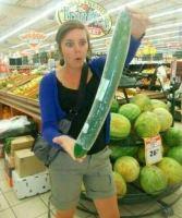 kurkku ja melonit