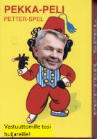 Haavisto Pekka -kortit