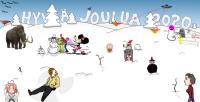 Paint-joulukalenteri 2020 - Yhteiskuva