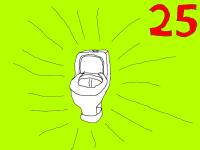 Paint Joulukalenteri 25. luukku - Joululahjaksi uusi WC pönttö
