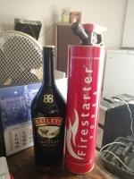 Firestarter ja Baileys