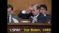 Sleepy Joe laukoo totuuksia