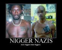 nigger nazis