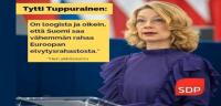 Suomen eurooppa- ja omistajaohjausministeri