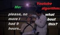 youtube algoritmi