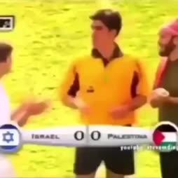 Israel vs Palestiina