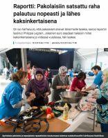 YLE:n uutinen vuodelta 2016