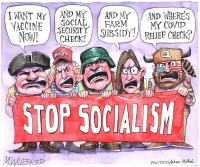 pysäyttäkää sosialismi