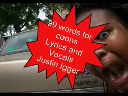 99 words for coons