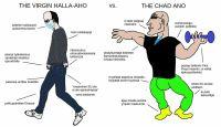 Virgin-Aho vs Ano Chad