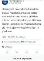 Turvallinen Helsinki
