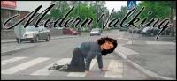 modern walking