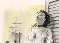 HMS Victory, miehistöä noin 900