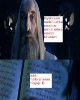 Maitorahka Gandalf