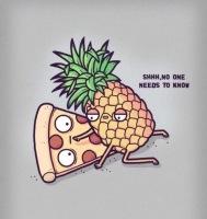 Pizza kuuluu ananakseen!