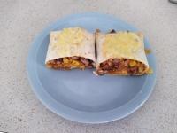 Elikkäs tuli burrito