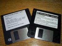 Internet-levykkeet (Jonnet ei muista)