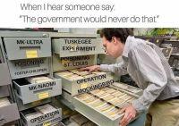 Hallitus tietää parhaiten